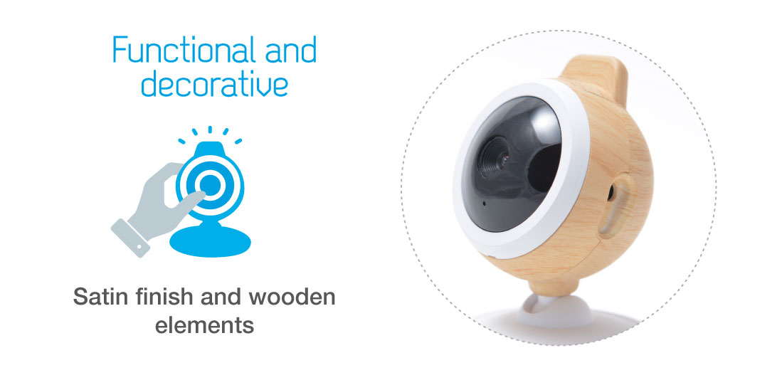 New Eco design baby monitor