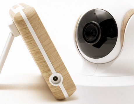 Availand Follow Baby 'Wooden Edition' Baby Monitor
